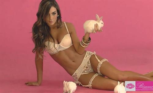 Natalia S Nchez Hot Naked