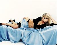 Billie Piper in lingerie