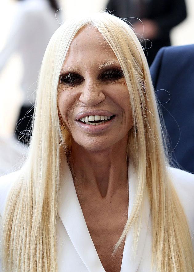 Donatella Versace Versace