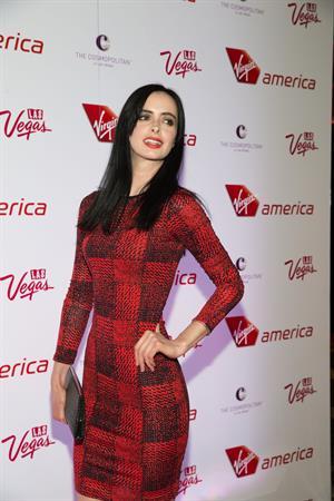 Krysten Ritter Virgin America Celebrates New Los Angeles To Las Vegas Route in Las Vegas - April 22, 2013