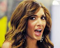 FARRAH ABRAHAM in Bikini on the Set of a Photoshoot in Los