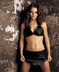Jennifer Morrison in a bikini