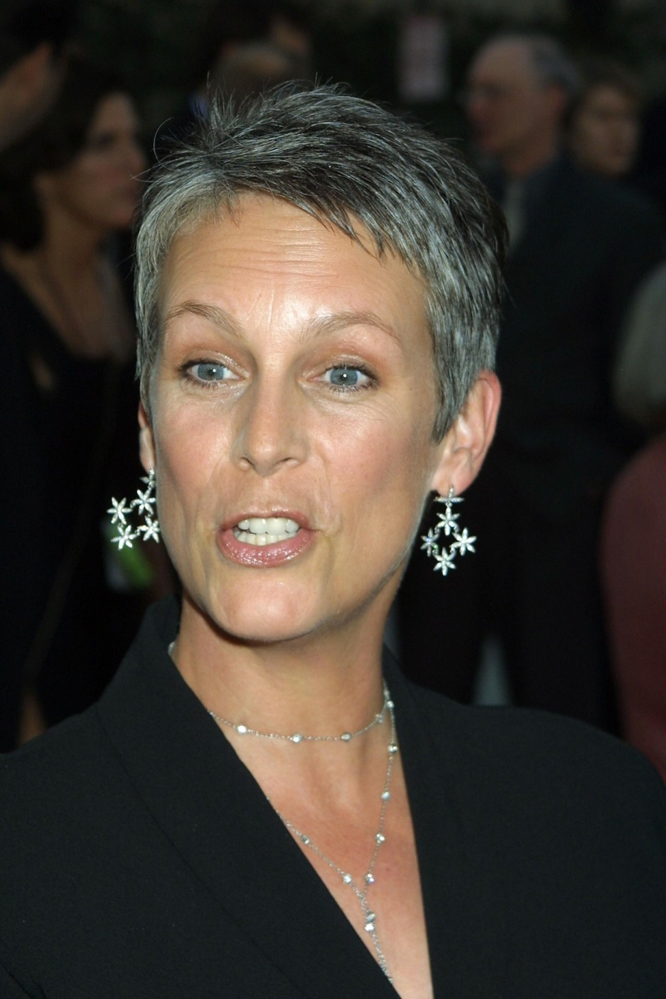 Rumor Actress Jamie Lee Curtis was born with both male and female sex organs