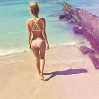 Mariah Lee Bevacqua in a bikini - ass