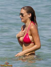 Bar Refaeli in a bikini