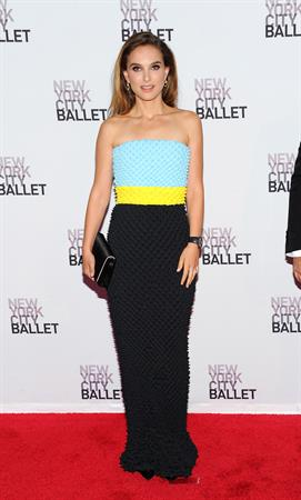 Natalie Portman New York City Ballet 2013 Fall Gala -- Sep. 19, 2013