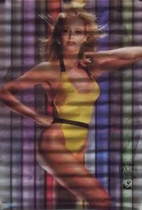 Pamela Gidley in a bikini