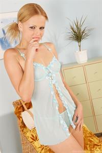 Monica Sweet in lingerie