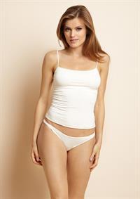 Adela Capova in lingerie