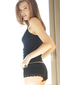 Adela Capova in lingerie - ass