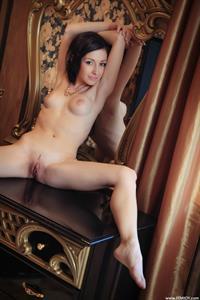 Agatha - pussy and nipples